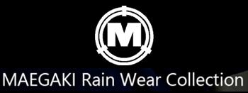 MAEGAKI Rain Wear Collection オンラインショップ